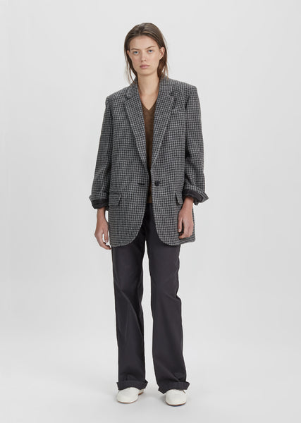 Irox Oversized Tweed Jacket