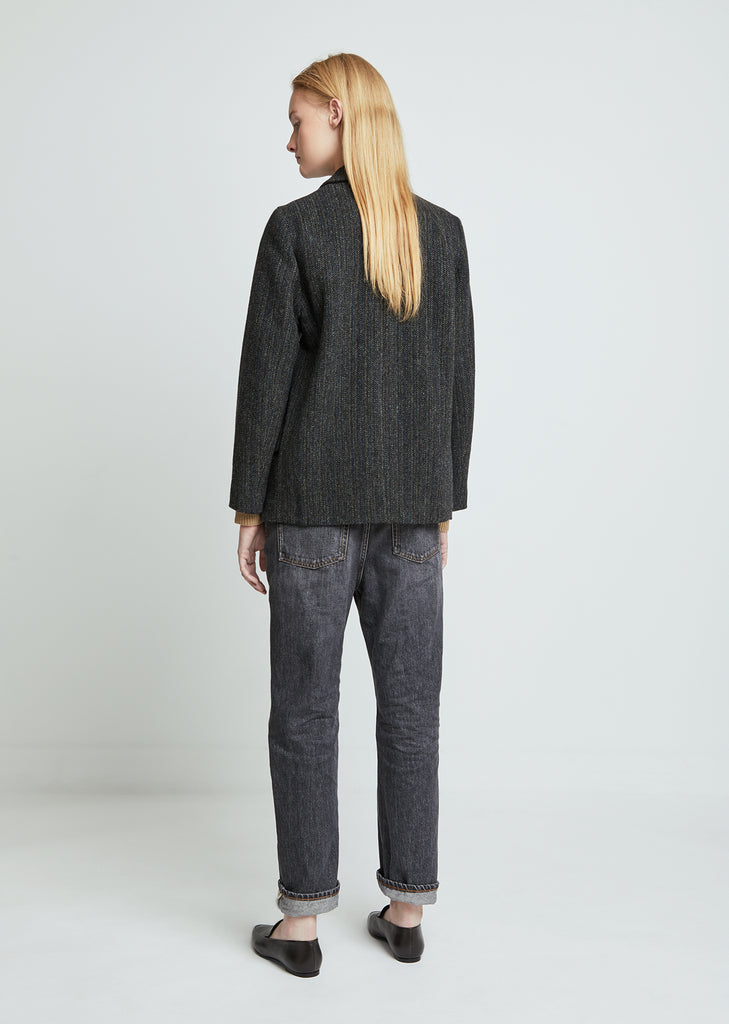 Charly Herringbone Wool Jacket