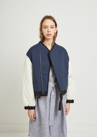 Hanae Quilted Jacket