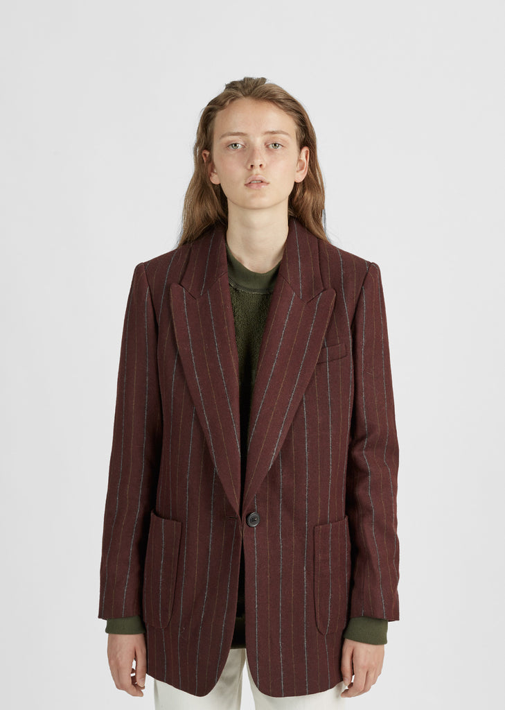 Kern Striped Jacket