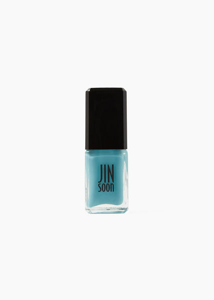 JINsoon Poppy Blue Nail Polish La Garconne