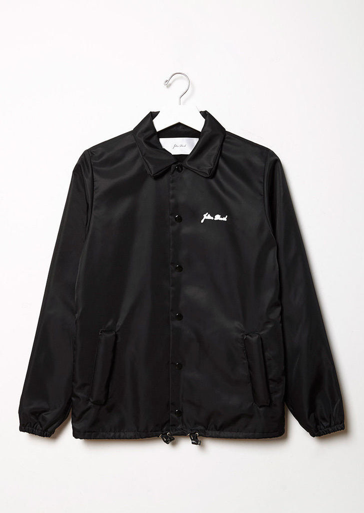 Nylon Snap Jacket