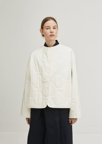 Elio Quilted Jacket