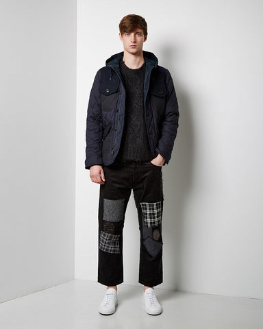 Quilted Field Jacket