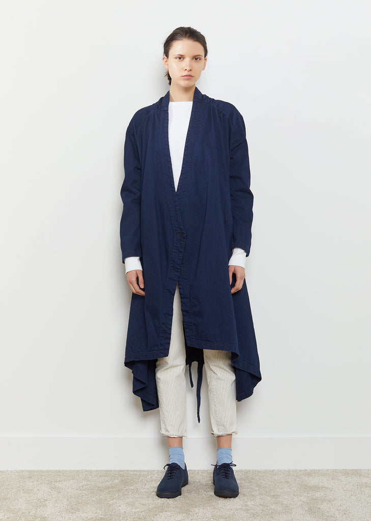 Denim Emon Coat