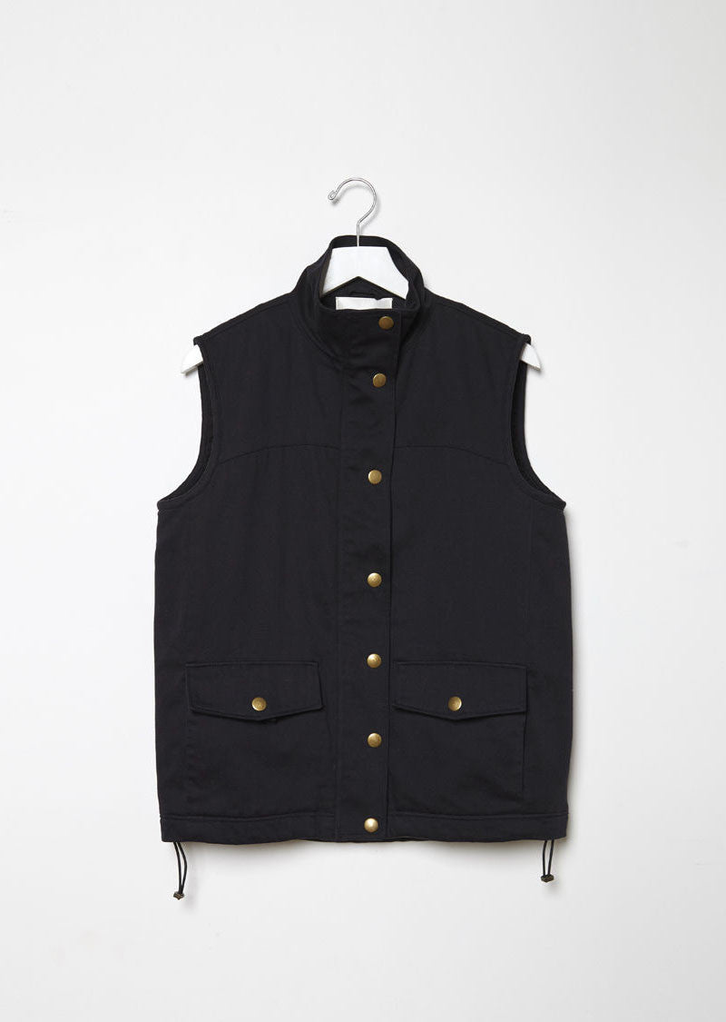 Quilted Fishing Vest