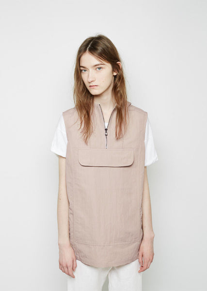 Nomia Sleeveless Anorak La Garconne