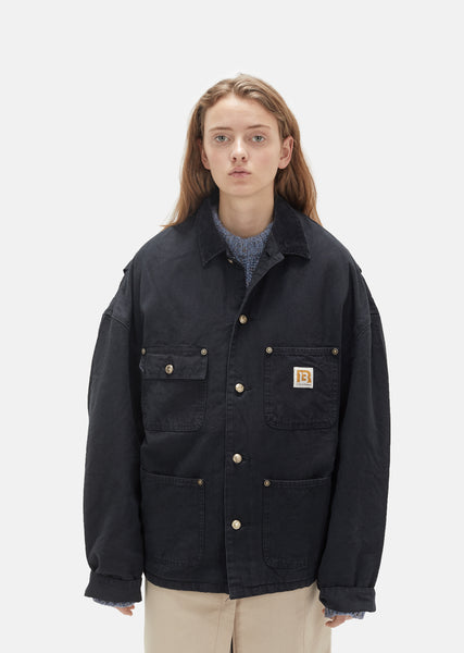 Canvas Workman Jacket