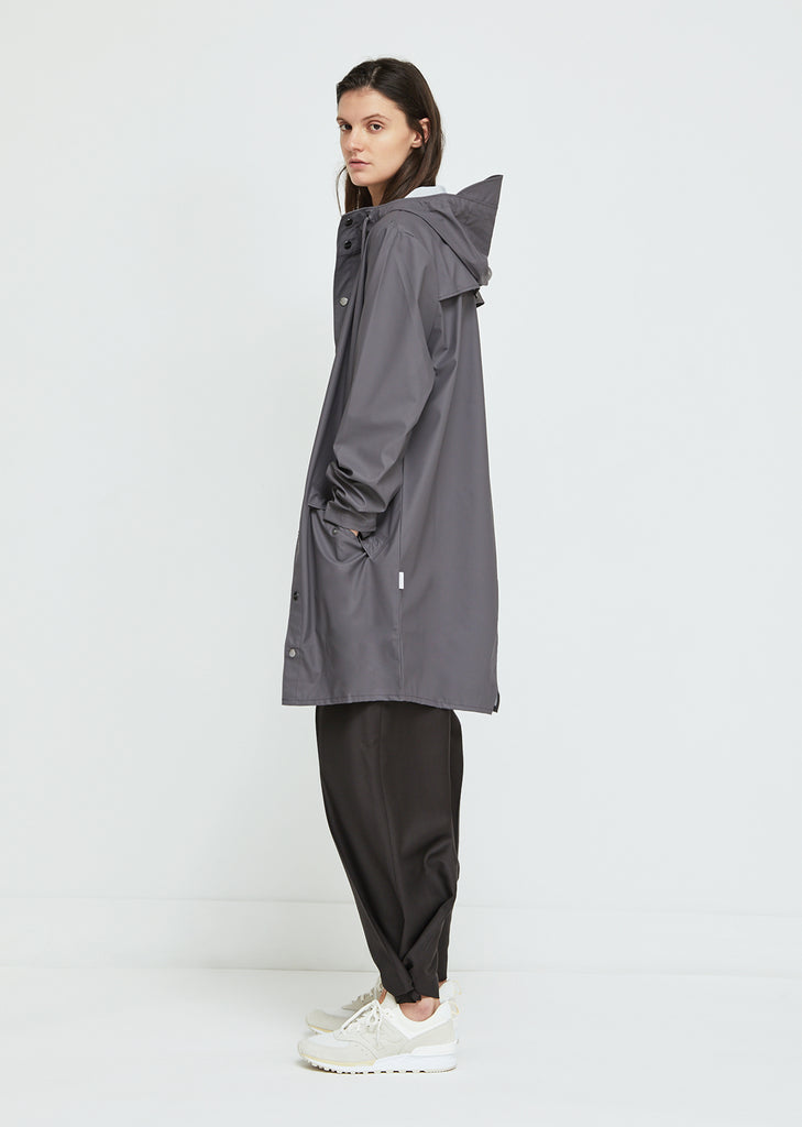 Classic Long Rain Jacket