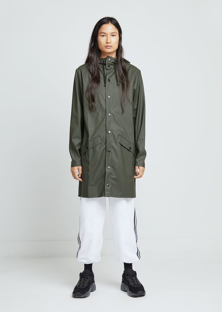 Long Waterproof Jacket