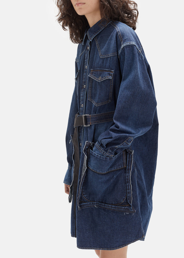Denim Dress Jacket