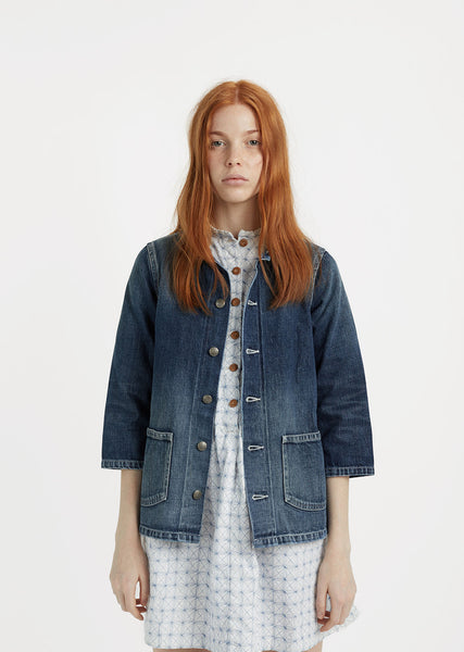 Bucky Coverall Jacket