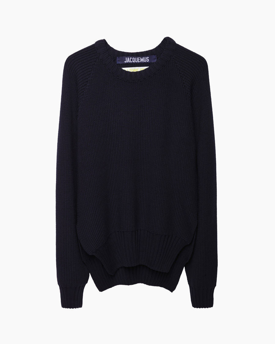 Le Pull Ouvert