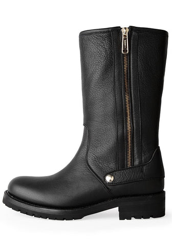 Side Zip-Up Boot