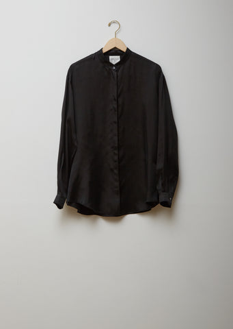 Chic Satin Shirt
