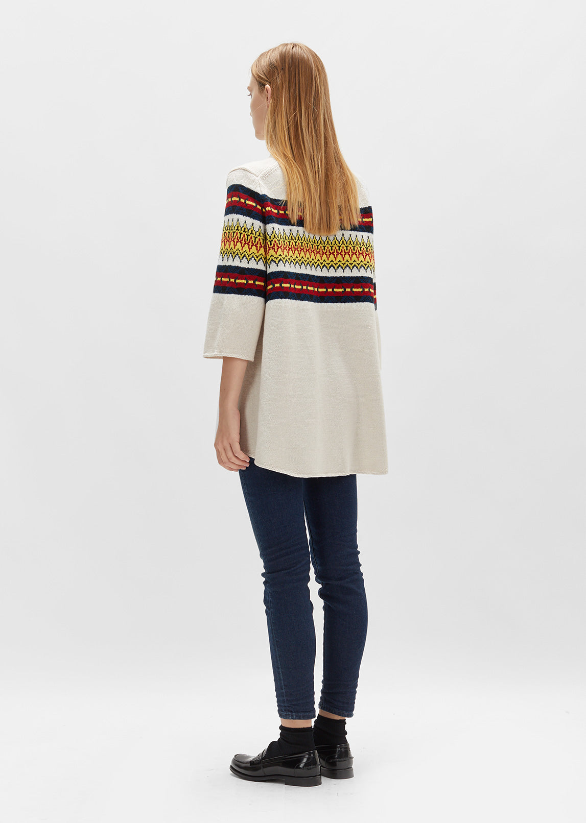 Merino Fairisle Sweater
