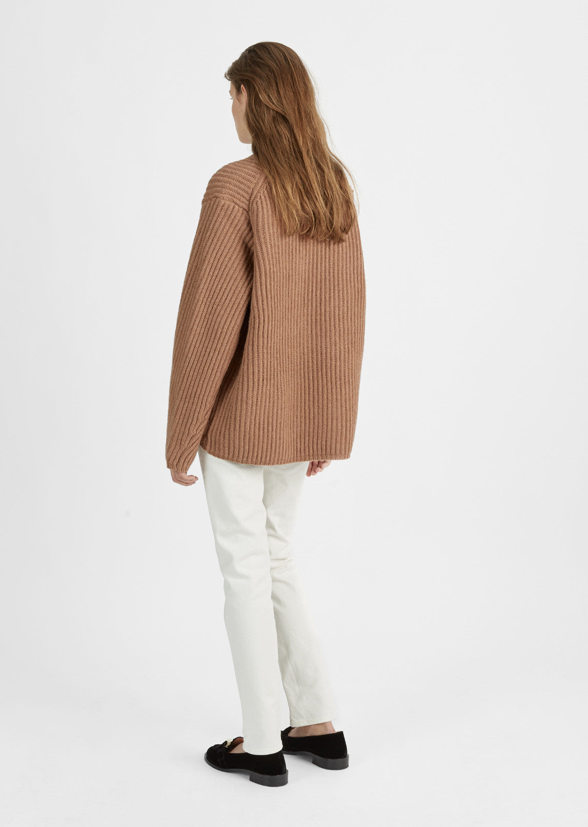 Deborah Lambswool Sweater