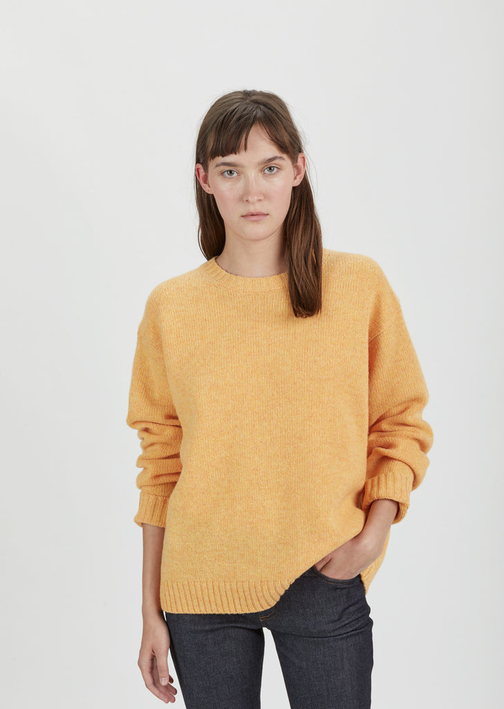 Samara Wool Sweater