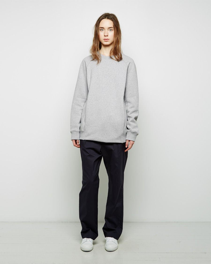 Nikoleta Oversized Fleece Pullover