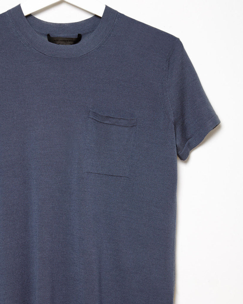 Merino Pocket Tee