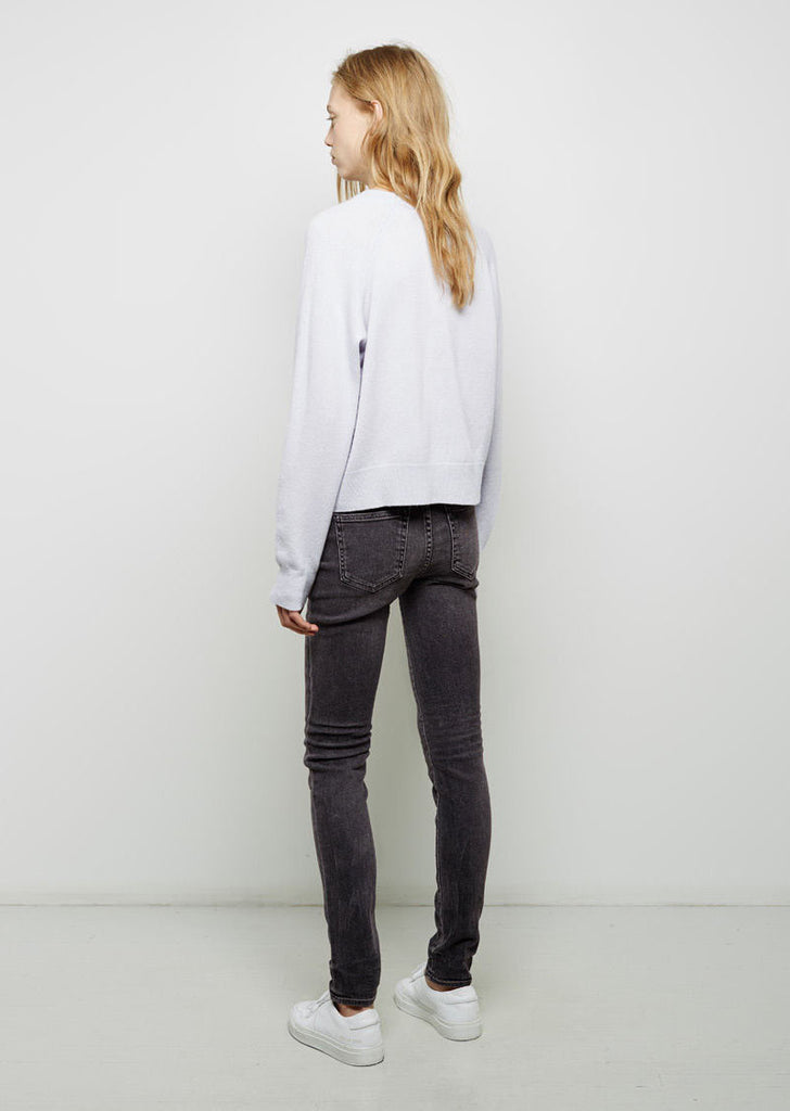 Cashmere Blend Cropped Sweater