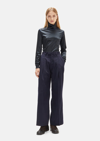 Pleat Trousers