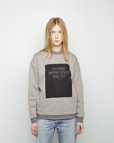 Jen Double Faced Sweatshirt