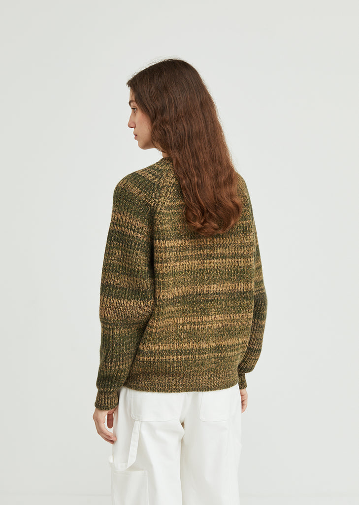 Speckled Wool Sweater