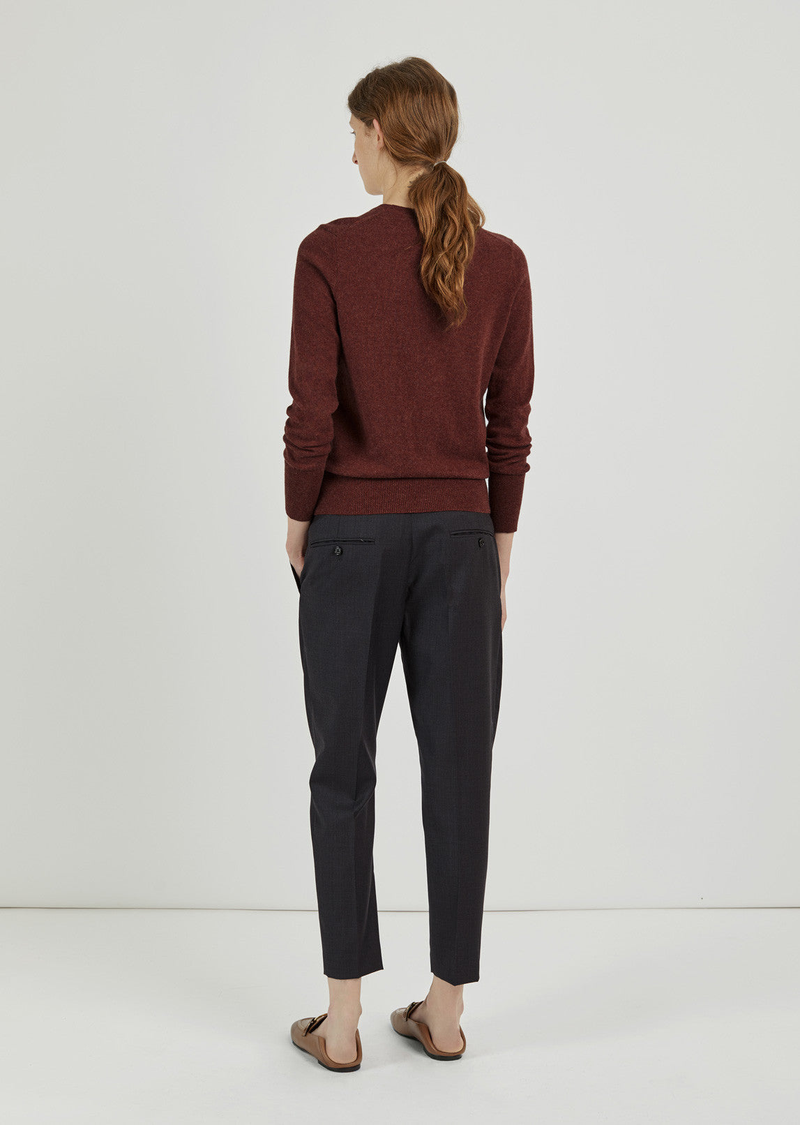 Noah Cropped Trousers