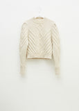 Brantley Cable Knit Sweater