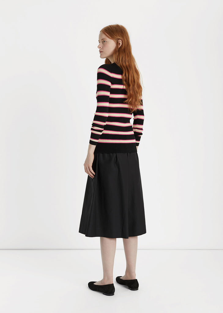 Derring Striped Sweater