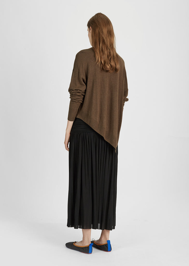 Astoni Asymmetrical Sweater