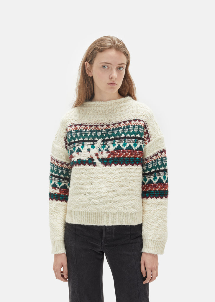 Elsey Hand Embroidery Sweater