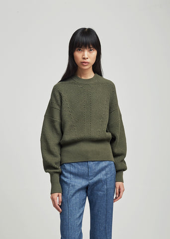 Lonnyl Textured Sweater
