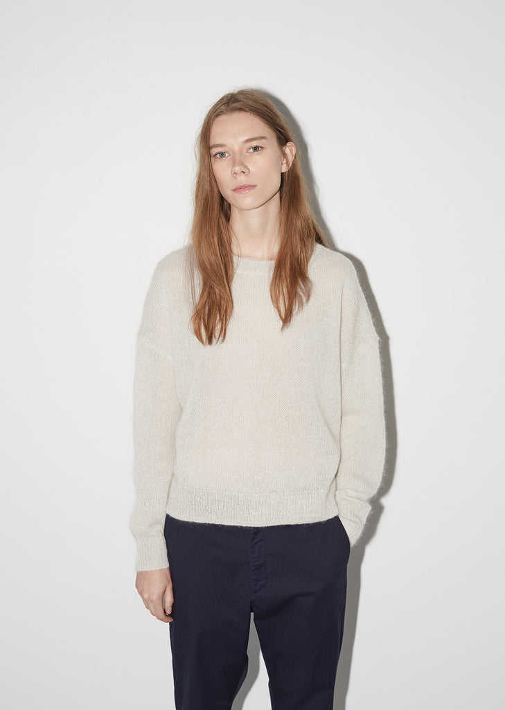 Clifton Mohair Sweater