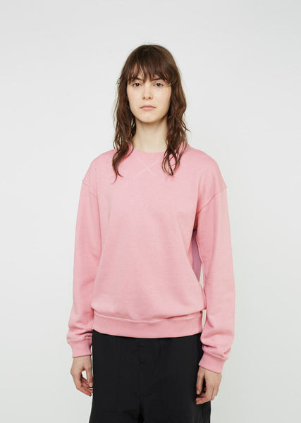 Julien David Back Panel Sweatshirt La Garconne