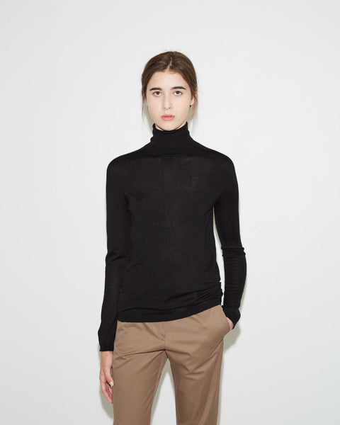 Jil Sander Turtleneck Sweater La Garconne