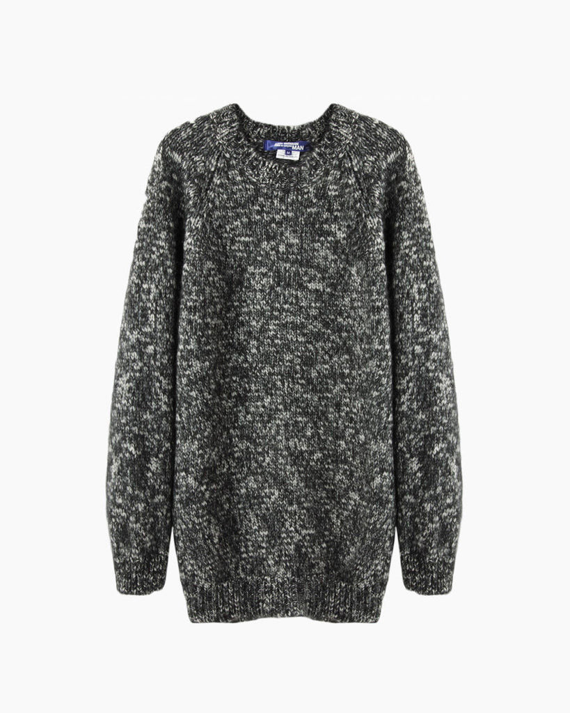Soft Slub Wool Jersey Knit