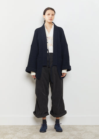 Kesa Wool Cardigan