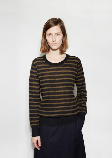 MHL by Margaret Howell Striped Thermal La Garconne