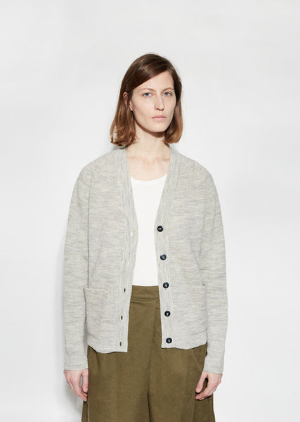 MHL by Margaret Howell Pocket Cardigan La Garconne