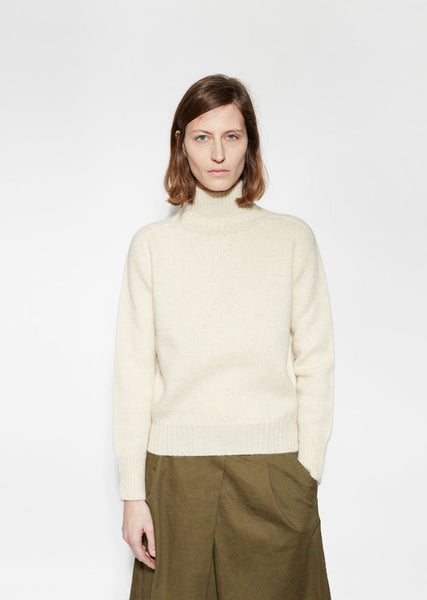 MHL by Margaret Howell Roll Neck Sweater La Garconne