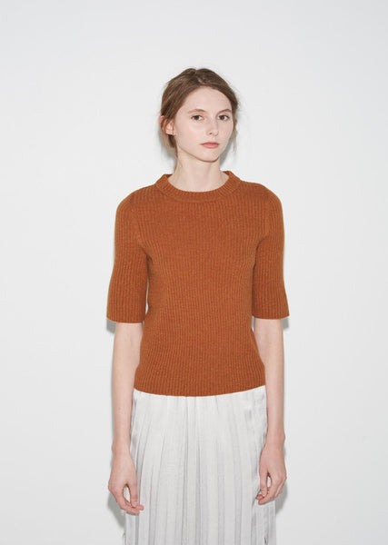 M. MARTIN Ribbed Sweater La Garconne