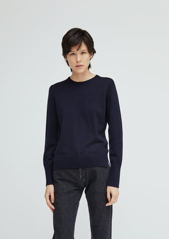 Nina Wool Crewneck Sweater