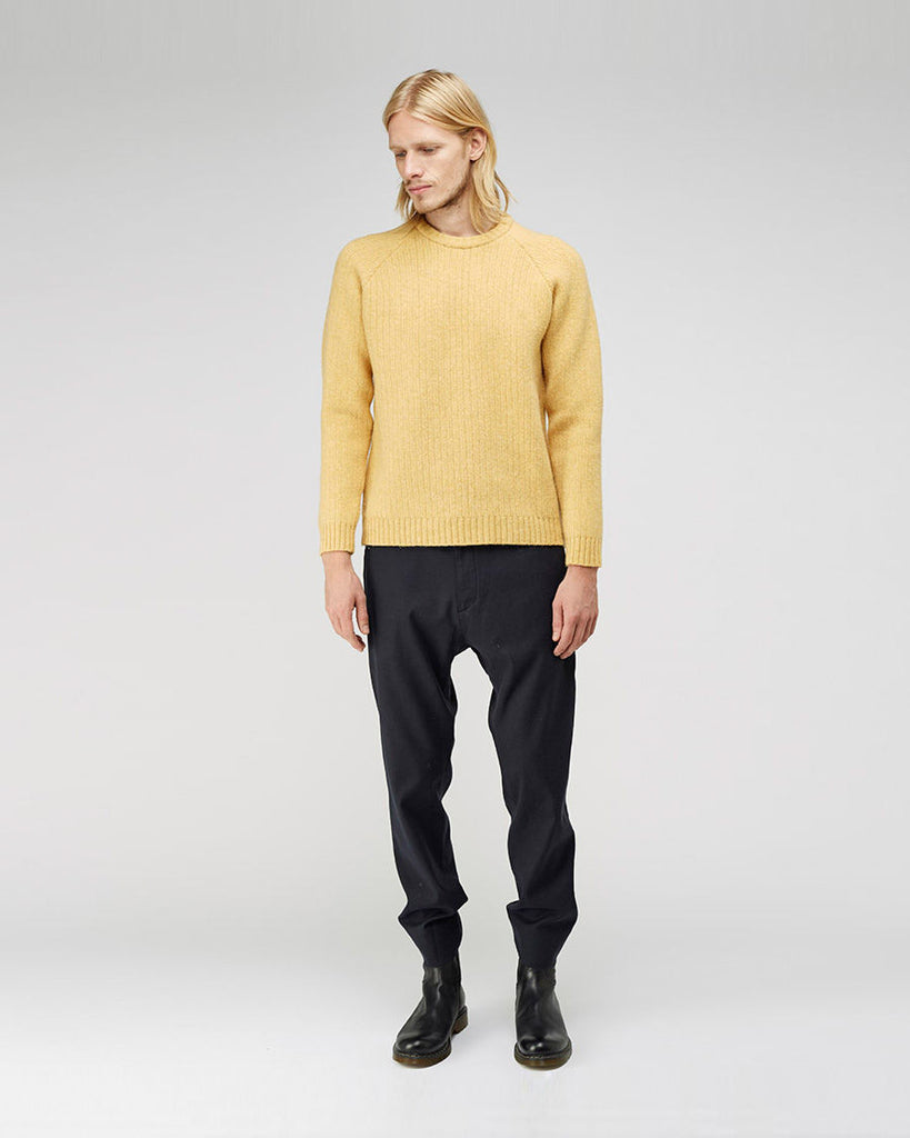 Heavy Knitted Pullover