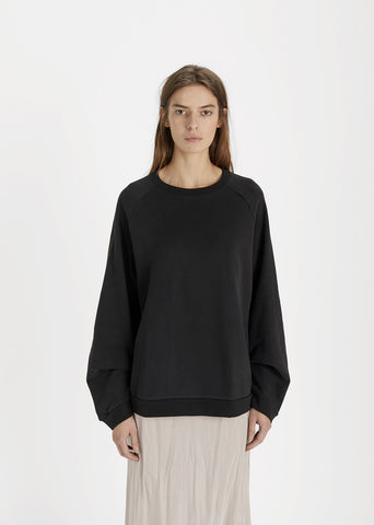 Elbow Stitch Sweatshirt