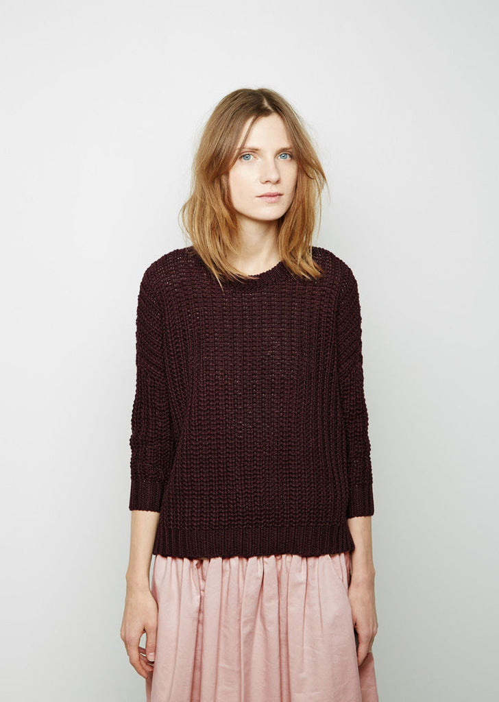 Chain Stitch Knit