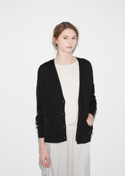 Organic by John Patrick Perfect Cardigan La Garconne