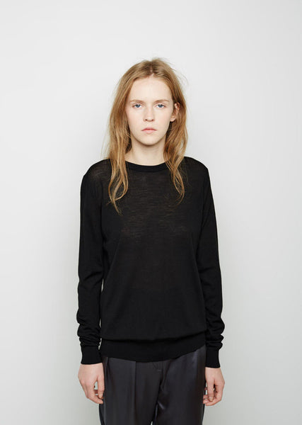 Superfine Merino Crewneck
