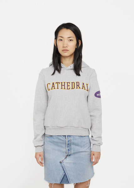 RE/DONE Champion Collegiate Hoodie La Garconne